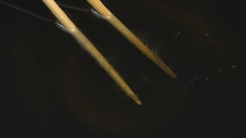 油の温度[見分け方]油の温度を菜箸、衣、パン粉で測る測り方【動画解説】付き